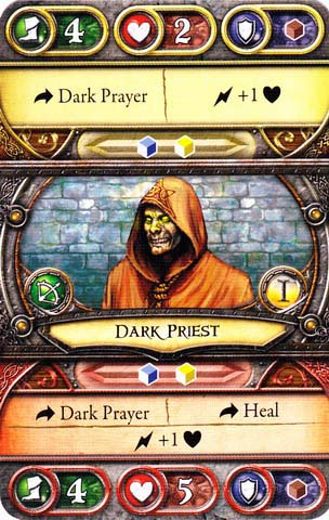 Dark Priest - Act I - Front - Conversion Kit