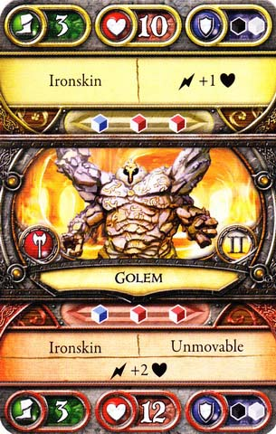 Golem - Act II - Front - Conversion Kit
