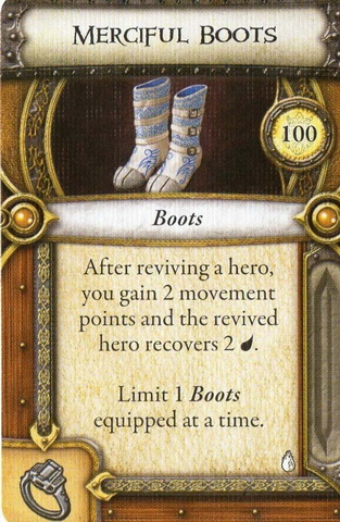 Merciful Boots