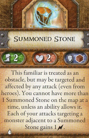 Summoned Stone