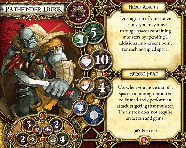 Pathfinder Durik
