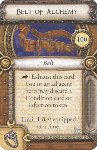 Belt of Alchemy