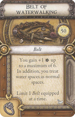Belt of Waterwalking