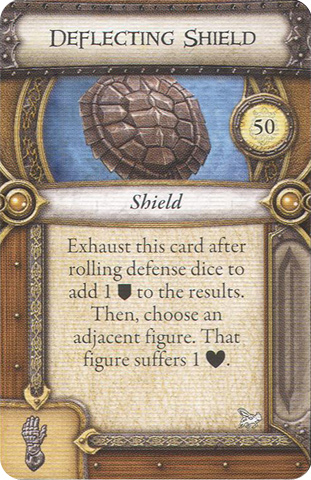 Deflecting Shield