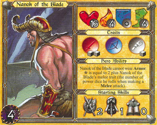 Nanok of the Blade